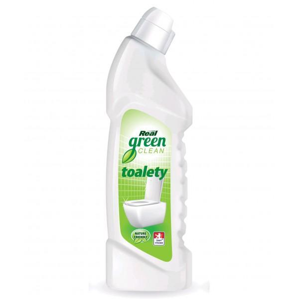 Real Green Clean WC 750 gr